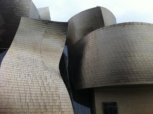 Guggenheim i Bilbao