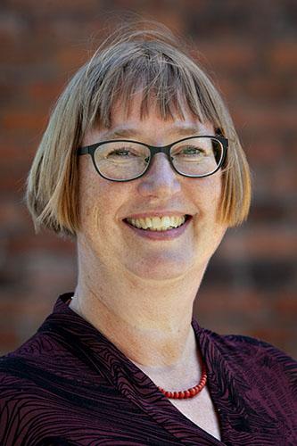 Lise Blom. Foto af Camilla Tiefensee